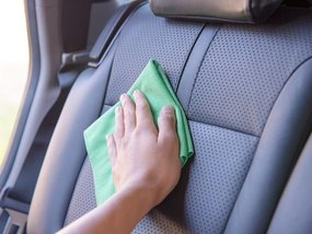How to remove blood stains from your car's upholstery