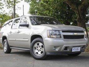 2009 Chevrolet Suburban for sale in Quezon City