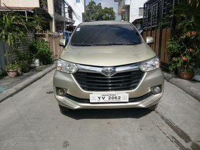 2016 Toyota Avanza for sale in Las Pinas