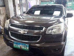 2nd Hand Chevrolet Colorado 2013 at 95000 km for sale
