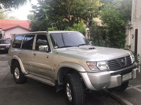 2003 Nissan Patrol for sale in Parañaque