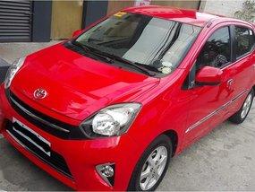 2017 Toyota Wigo for sale in Parañaque