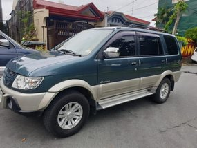 2007 Isuzu Crosswind Manual Diesel for sale