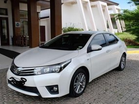 2017 Toyota Corolla for sale in Quezon City