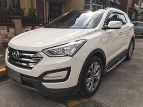 Hyundai Santa Fe 2013 for sale in Quezon City