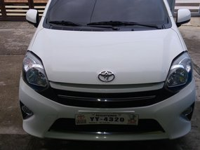 Sell Used 2016 Toyota Wigo Automatic in Antipolo