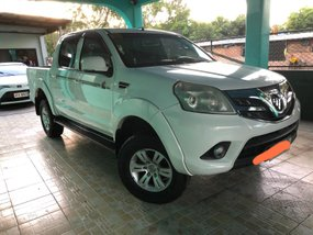 Selling White Foton Thunder 2013 in Manila