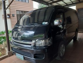 Used 2010 Toyota Hiace for sale in Taytay