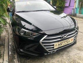 Black 2018 Hyundai Elantra for sale in Cavite
