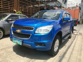 Chevrolet Trailblazer 2013 for sale in Quezon City