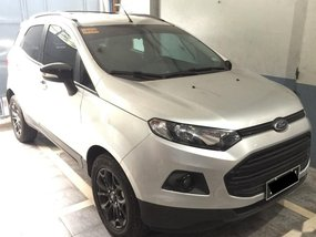 Sell 2016 Ford Ecosport in Quezon City