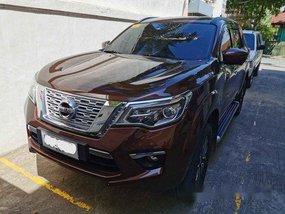 Selling Brown Nissan Terra 2019 at 13000 km
