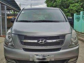 Selling Grey Hyundai Grand Starex 2012 at 50000 km