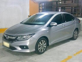Silver Honda City 2019 Automatic Gasoline for sale
