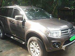 Selling Mitsubishi Montero Sport 2014 at 87000 km