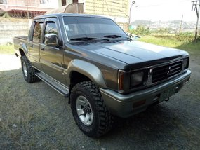 1996 Mitsubishi L200 Manual for sale in Baguio City