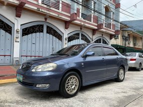 2005 Toyota Corolla Altis for sale in Manila