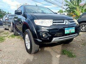 Black 2012 Mitsubishi Montero Sport Automatic Diesel for sale