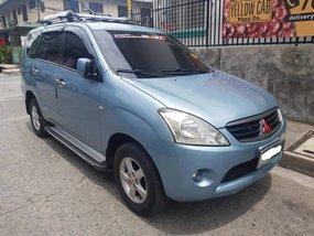 Silver 2009 Mitsubishi Fuzion GLX for sale in Makati