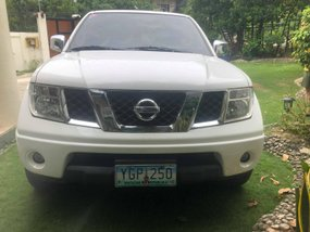Selling 2nd Hand Nissan Frontier Navara 2009 Truck in Cebu City