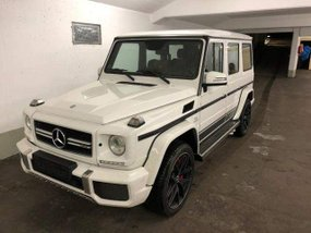 Brand New Mercedes-Benz G-Class 2018 Automatic Gasoline for sale