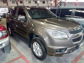 Brown Chevrolet Trailblazer 2016 Automatic for sale