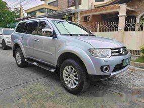 Silver Mitsubishi Montero Sport 2010 Automatic Diesel for sale