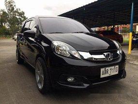 Selling Honda Mobilio 2015 at 23000 km