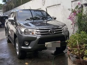 2018 Toyota Hilux for sale in Manila