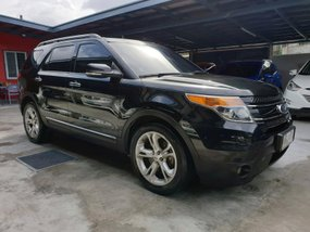 Selling Used Ford Explorer 2014 Automatic Gasoline in Las Pinas