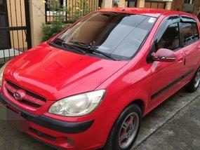 Selling Hyundai Getz 2007 Manual Gasoline in Cavite