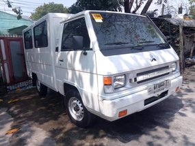 Sell White 2017 Mitsubishi L300 Manual Diesel in Las Pinas