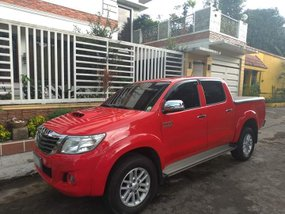 Used 2013 Toyota Hilux at 54000 km for sale