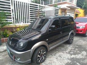 Sell Black 2010 Mitsubishi Adventure Manual Diesel in Caloocan