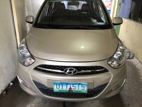 Used 2012 Hyundai I10 Hatchback for sale in Quezon City