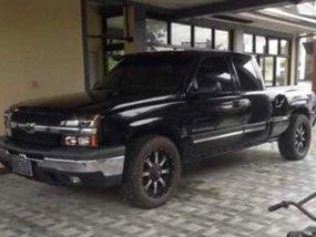 Sell 2002 Chevrolet Silverado in Muntinlupa