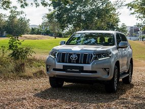 Toyota Land Cruiser Prado Price Philippines 2020: Estimated Downpayment & Monthly Installment