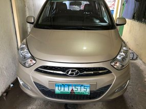 2012 Hyundai I10 for sale in Mandaluyong