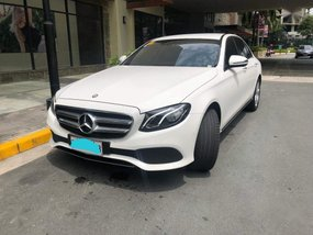 2016 Mercedes-Benz E-Class for sale in Manila