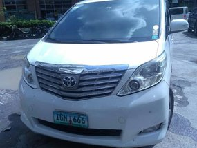 2011 Toyota Alphard for sale in Makati