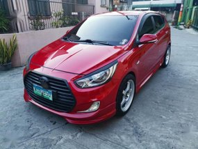 Hyundai Accent 2014 Hatchback for sale in Bacoor