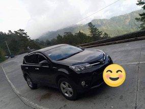 Sell Black 2014 Toyota Rav4 Automatic in Prosperidad