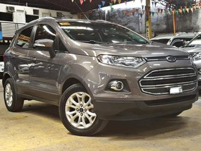Sell 2nd Hand 2017 Ford Ecosport Automatic in Quezon City