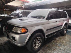 2005 Mitsubishi Montero Limited 2.8 Engine 4X4 Automatic in Quezon City