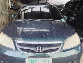 2004 Honda Civic Automatic for sale in Quezon City