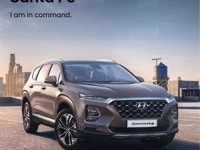 Sell 2019 Hyundai Santa Fe in Caloocan