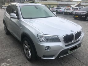 Sell Used 2013 Bmw X3 at 44000 km in Pasig