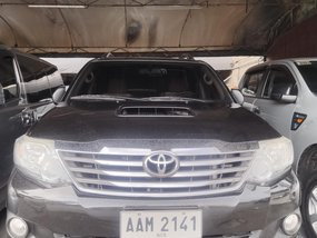 2014 Toyota Fortuner Black Series for sale in Quezon City