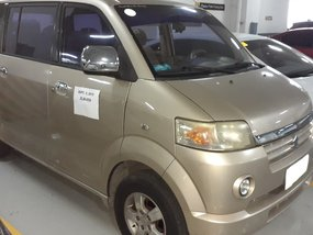 Sell 2nd Hand 2007 Suzuki Apv Van in San Juan