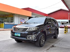 Sell Black 2013 Toyota Fortuner Automatic Diesel
